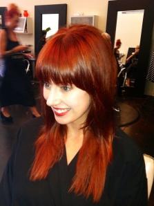 Sassy red heads