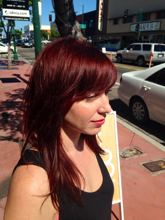 Master Colorist and Haircutter San Diego